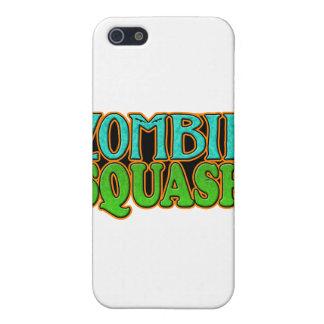 Zombie Squash TM logo iPhone 5/5S Cover