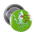 Zombie Squid Button