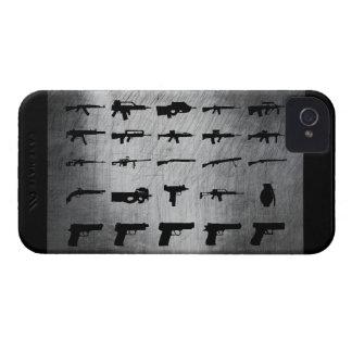 Zombie Survival Kit iPhone 4 Case