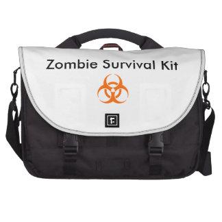 Zombie Survival Kit Commuter Bag