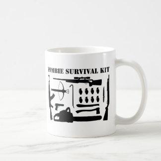 Zombie Survival Kit Mugs