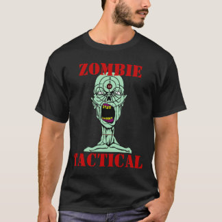 Zombie Tactical Gear T-shirt