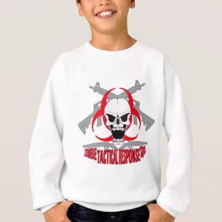 zombie tactical response squad 2 sweatshirt