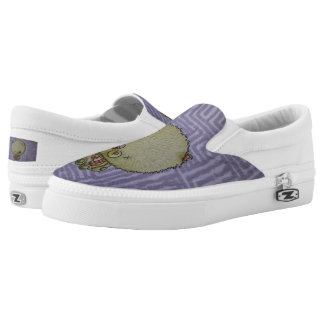 Zombie Ted Slip-On Shoes