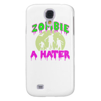 Zombie tee samsung galaxy s4 cases