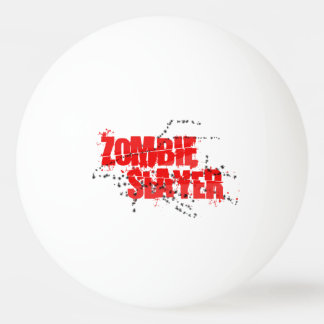 Zombie Three Star Ping Pong Ball