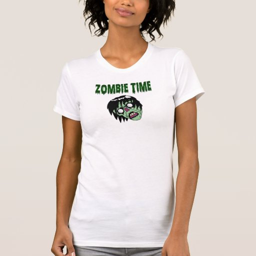 Zombie Time T-shirt