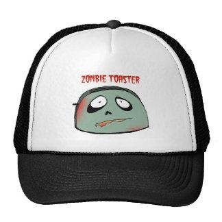 Zombie toaster trucker hats