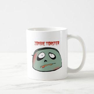 Zombie toaster coffee mug