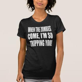 Zombie Trip Tshirts