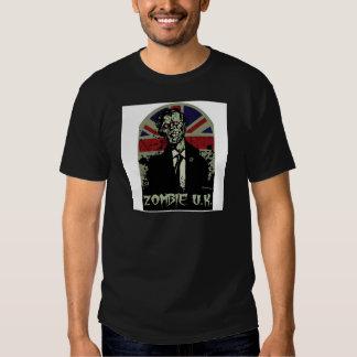 Zombie UK T-shirts