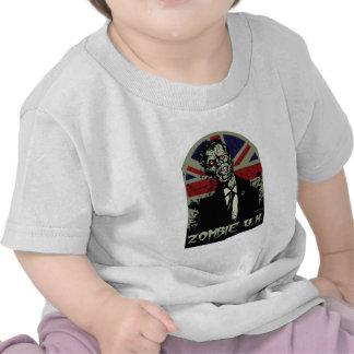 Zombie UK T Shirts