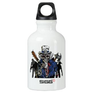 Zombie Uncle Sam SIGG Traveller 0.3L Water Bottle