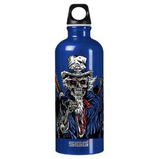 Zombie Uncle Sam SIGG Traveller 0.6L Water Bottle