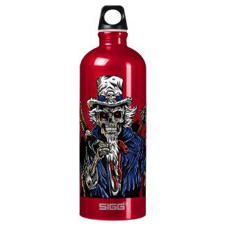 Zombie Uncle Sam SIGG Traveller 1.0L Water Bottle