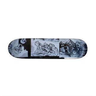 Zombie Urban Street Graffiti Skate Board