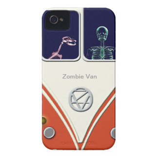 Zombie Van iPhone cases