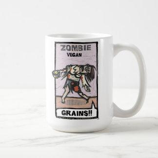 Zombie Vegan & Zombie Plumber - cup