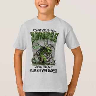 Zombie Virus add Bee equals Zombee Shirts