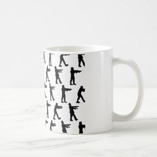 Zombie Walk Coffee Mug