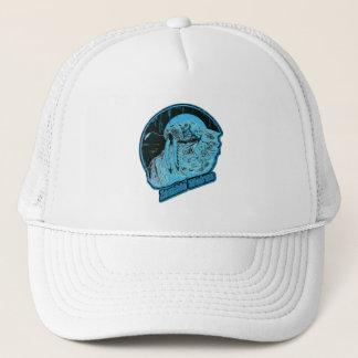 Zombie Walrus - Original Blue Ice Trucker Hat