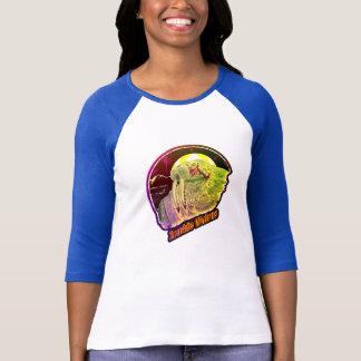 Zombie Walrus Original-Distressed Look Multi-Color T-Shirt