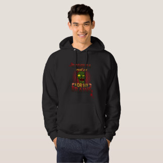 Zombie want me for my brains hoodie