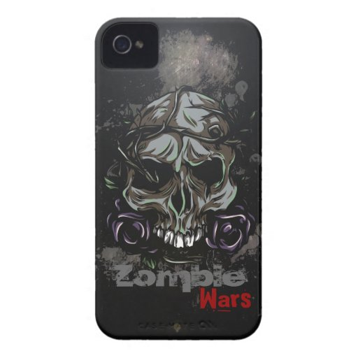 Zombie Wars iPhone 4 Covers