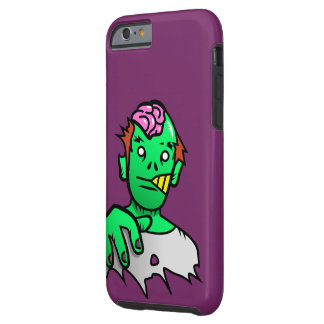 Zombie Wasaha iPhone 6 marries Tough iPhone 6 Case