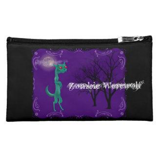 Zombie Werewolf Cosmetics Bags