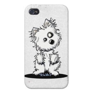 Zombie Westie Speck Case iPhone 4/4S Case