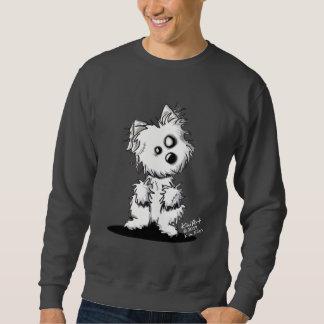 Zombie Westie Sweatshirt
