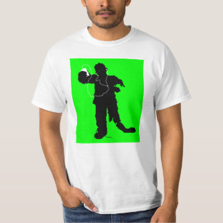 ZOMBIE with IPOD Tees