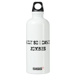 Zombie Work Out Bottle