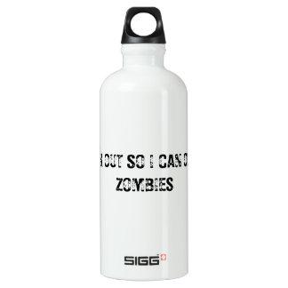 Zombie Work Out Bottle SIGG Traveller 0.6L Water Bottle