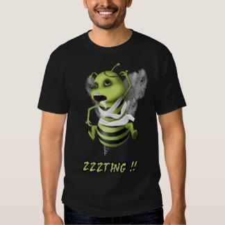 Zombie Zting Tee Shirt