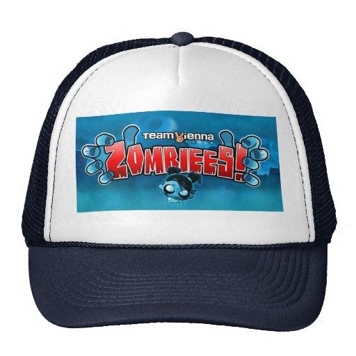 Zombiees! Cap Mesh Hats