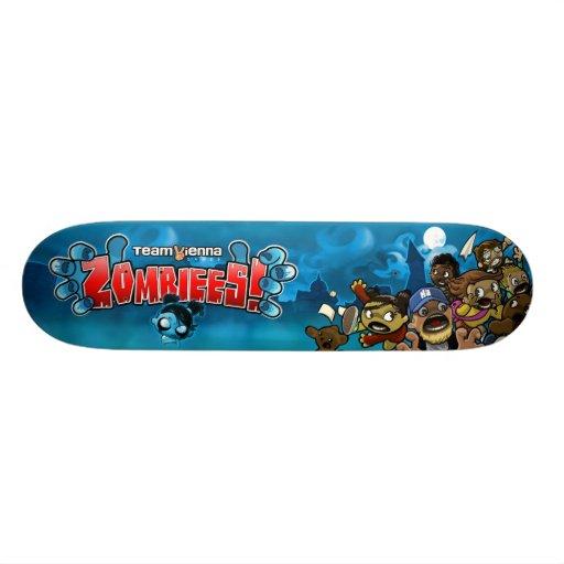 Zombiees! Skateboard