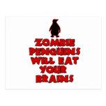 ZombiePenguins Postcard