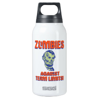 Zombies Against Term Limits! 0.3L Insulated SIGG Thermos Water Bottle