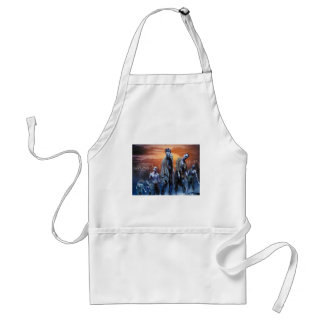 Zombies! Adult Apron