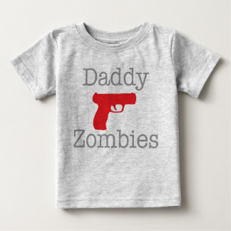 Zombies! Baby! Baby T-Shirt