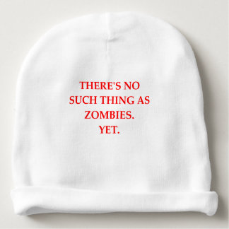 zombies baby beanie