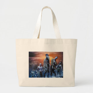 Zombies! Canvas Bags