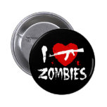 Zombies Buttons
