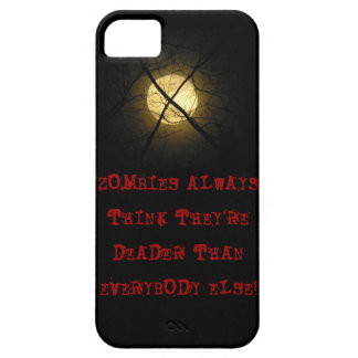 ZOMBIES iPhone 5 COVER