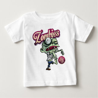 Zombies eat Brains Baby T-Shirt