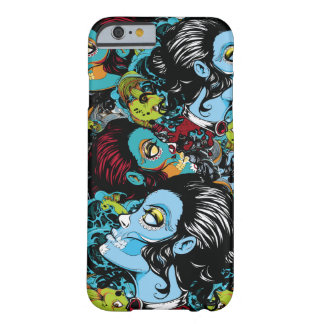Zombies Everywhere Barely There iPhone 6 Case