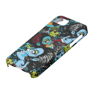 Zombies Everywhere iPhone 5 Covers