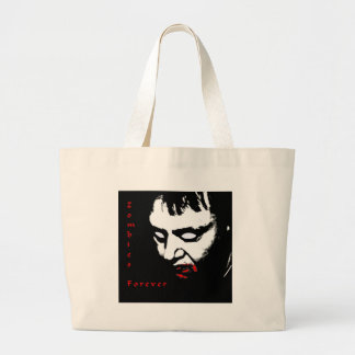 Zombies Forever Canvas Bags
